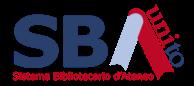 SBA - Sistema Bibliotecario d'Ateneo EN
